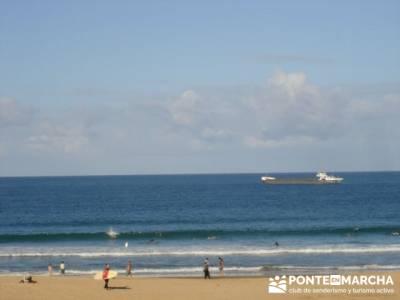 Visita a Santander;rutas la pedriza; la barranca navacerrada